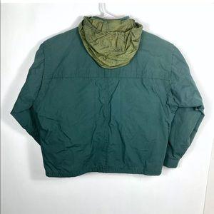Izod Jackets & Coats - VTG IZOD Sports Outerwear Utility Jacket mens XL